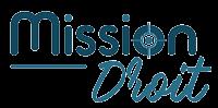 logo mission droit cours de soutien préparation pour les étudiants en de droit